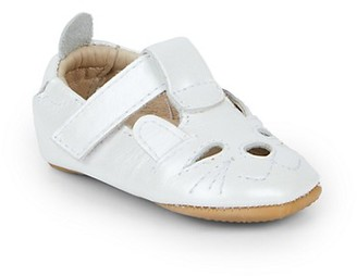 Old Soles Baby Girl's Little Girl's Cutesy Animal Leather Shoes