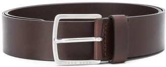 HUGO BOSS Logo Buckle Belt