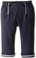 Armani Junior Sailor Pant w/ Button Detail (Infant)