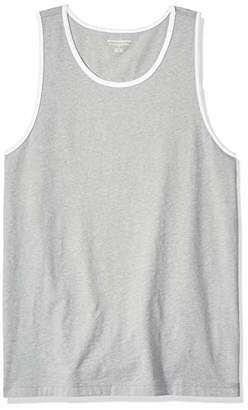 Amazon Essentials Slim-fit Ringer Tank Top T-Shirt,US (EU XS)