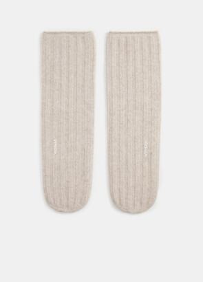 Vince Ribbed Sock