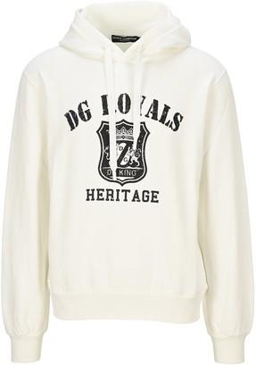Dolce & Gabbana Printed Hoodie