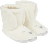 Accessorize Bronwyn Bunny Slipper Boots