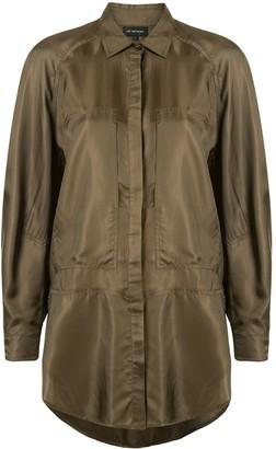 Lee Mathews Chiya cocoon sleeve shirt