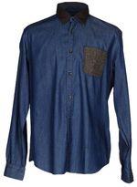 Henry Cotton's Denim shirt