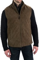 GoldenBear Golden Bear The Silverado Vest - Goatskin Suede (For Men)