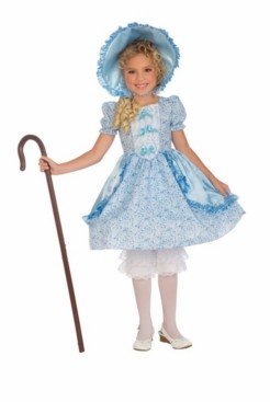 BuySeasons Big Girls Bo Peep Costume