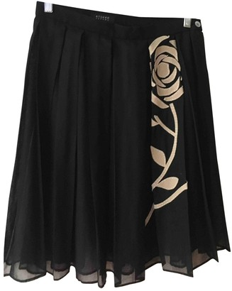 Atsuro Tayama Black Skirt for Women