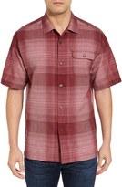 Tommy Bahama Orinoco Ombré Original Fit Short Sleeve Sport Shirt