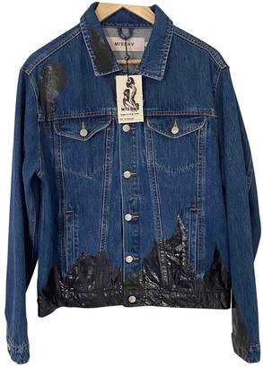 Misbhv Multicolour Denim - Jeans Jackets