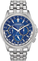 Citizen Eco-Drive Mens Stainless Steel Watch BU2021-51L