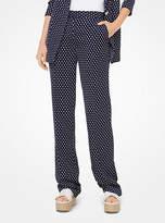 Michael Kors Dot Twill Trousers