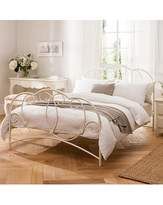 Fashion World Daisy Double Bed with Quilted Mattress