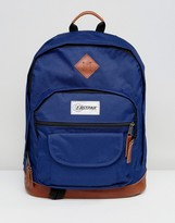 Eastpak Sugarbush Backpack In Into Tan Navy