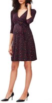 Leota Women's 'Perfect Wrap' Maternity Dress