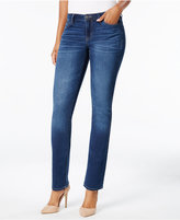 Calvin Klein Jeans Dinner Date Wash Straight-Leg Jeans