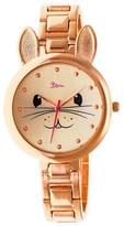 Boum Hotesse Collection BOUBM3503 Women's Rose Gold Bunny Rabbit Watch