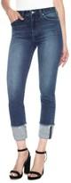 Joe's Jeans Women's Debbie High Waist Cuff Ankle Jeans