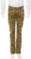 Naked & Famous Denim Camouflage Skinny Jeans