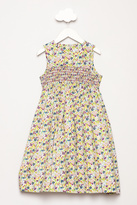 Baby CZ Floral Dress