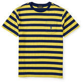 Ralph Lauren Childrenswear Striped Pocket T-Shirt