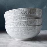 La Porcellana Bianca Casale Textured Bowl