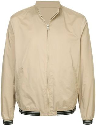Durban D'urban zipped bomber jacket
