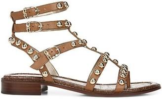 Sam Edelman Eaven Studded Leather Gladiator Sandals