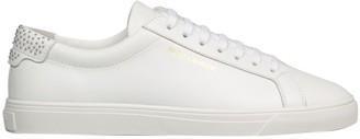 Saint Laurent Andy Stud Sneakers