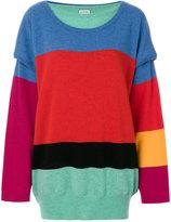Loewe rainbow jumper - women - Cashmere/Wool - XXS