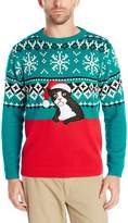 Alex Stevens Men's Fairisle Kitty Sweater
