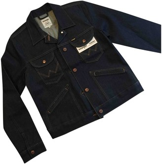 Wrangler Blue Denim - Jeans Jacket for Women