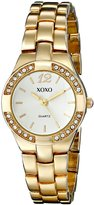 XOXO Women's Dial Tone Bracelet Watch XO110