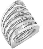 Vita Fede Futturo Crystal Cuff Bracelet