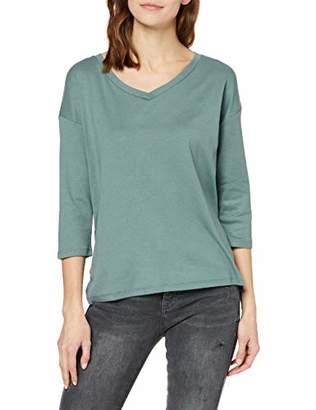 Esprit Women's 010ee1k327 Long Sleeve Top,Medium