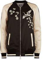 Pam & Gela Embellished Bomber Jacket