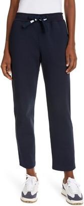 Thom Browne Crop Cotton Sweatpants