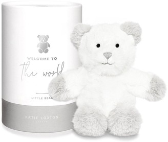 Katie Loxton Welcome to The World Soft Toy in Gift Box