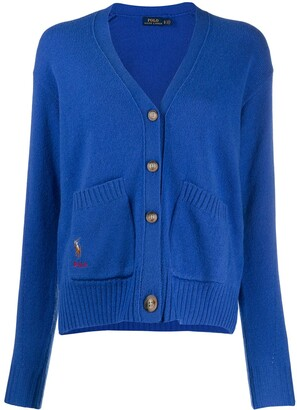 Polo Ralph Lauren button-down v-neck cardigan