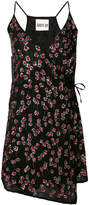 Aniye By floral sequin embellished dress