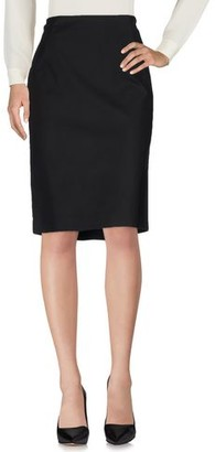 Clips Knee length skirt