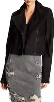One Teaspoon Hustler Genuine Leather Moto Jacket