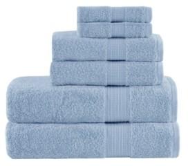 Madison Home USA Organic Cotton 6-Pc. Towel Set Bedding