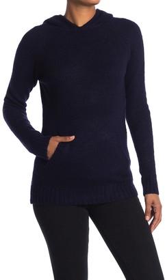 Vertigo Raglan Knit Pullover Hoodie