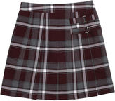 JCPenney French Toast Plaid Skort - Girls 7-20 and Plus