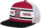 Zephyr Stanford Cardinal Superstripe Snapback Cap