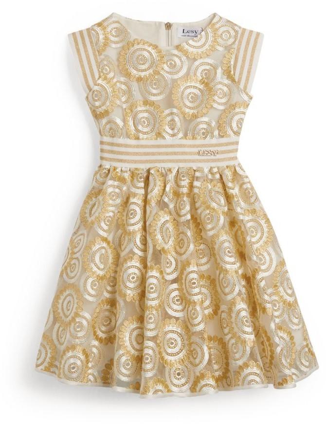 Lesy Lace Dress (3-14 Years)