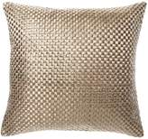 Linea Rosa Basketweave Cushion Copper