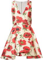 Alice + Olivia Alice+Olivia - Falling Poppy dress - women - Nylon/Polyester/Spandex/Elastane - 2