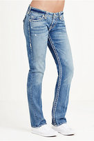 True Religion Billie Straight Super T Womens Jean